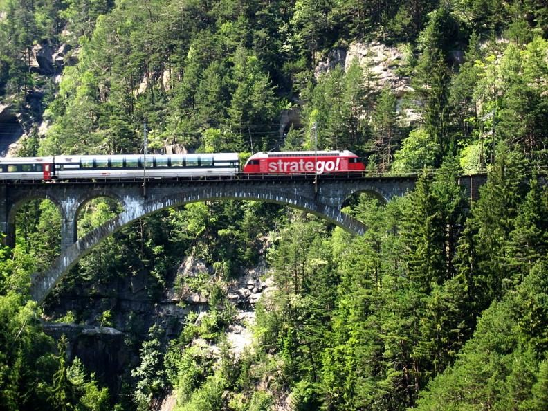 Image 2 - Gotthard mountain route