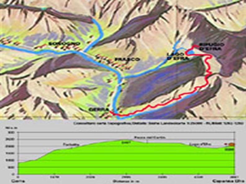 Image 0 - Gerra Verzasca - Passo Scaiée - Rifugio Efra