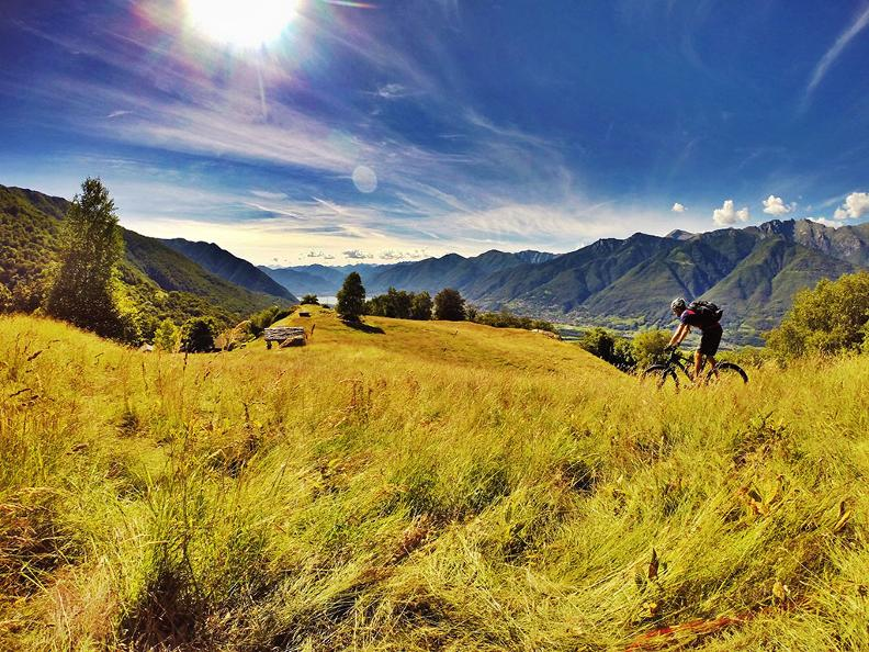 Image 1 - bikesteiger.ch - Mountain Bike Guiding and Consulting in Bellinzonese e Alto Ticino