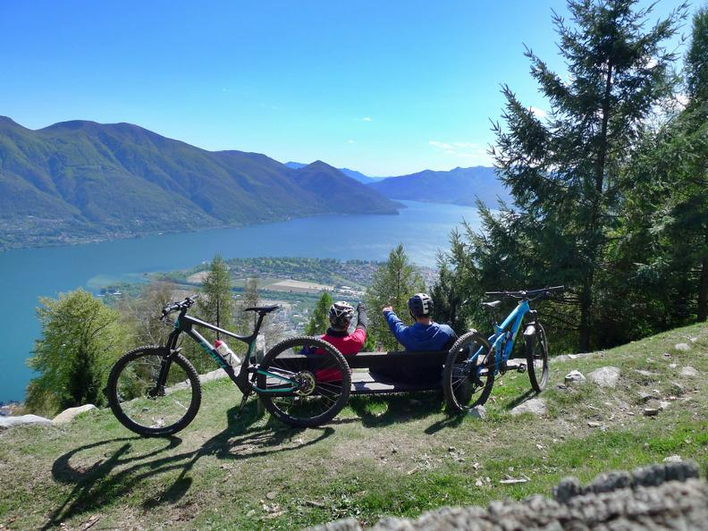 Image 4 - bikesteiger.ch - Mountain Bike Guiding and Consulting in Bellinzonese e Alto Ticino