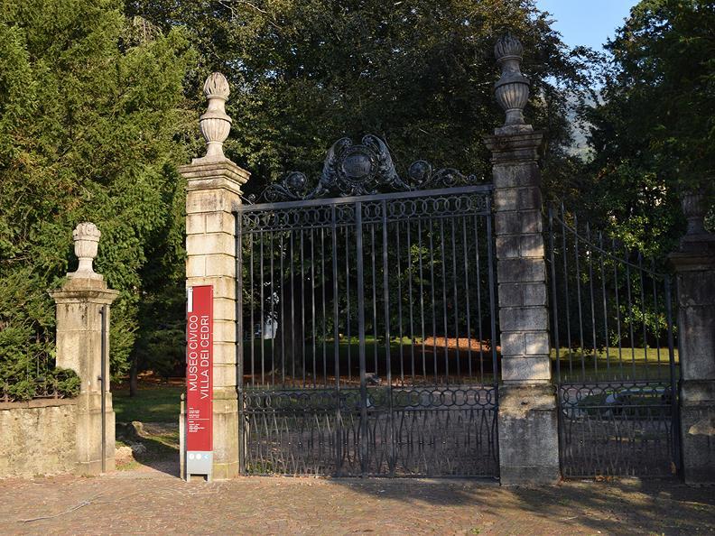 Image 0 - Parco del Museo Civico Villa dei Cedri