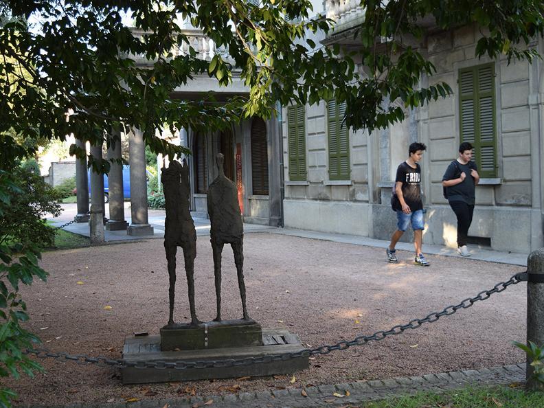 Image 4 - Parco del Museo Civico Villa dei Cedri