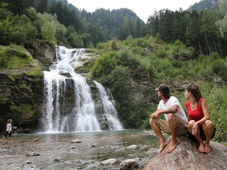 Image 1 - The waterfall of Piumogna
