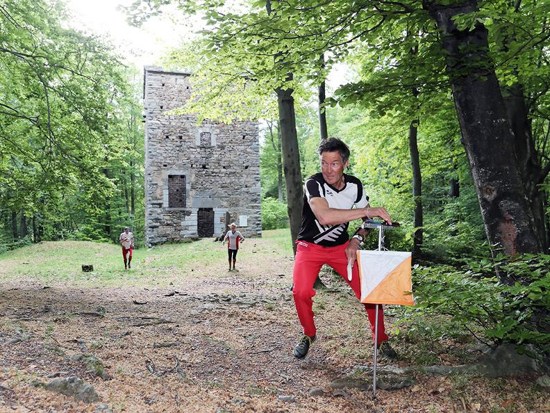 Image 0 - Orienteering Course – fixed trails in Capriasca
