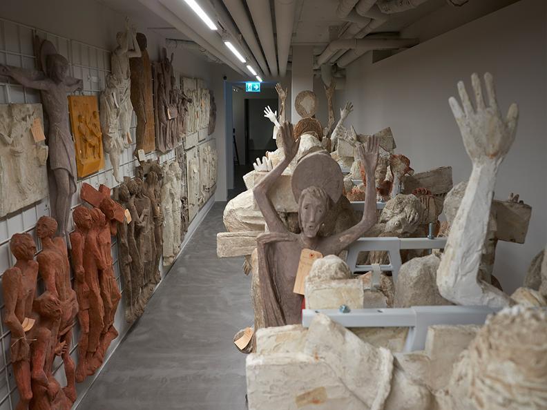 Image 4 - Gypsotheque Gianluigi Giudici