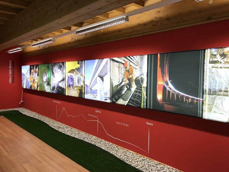 Image 2 - L'esposizione all'Infopoint di Sigirino è stata rinnovata