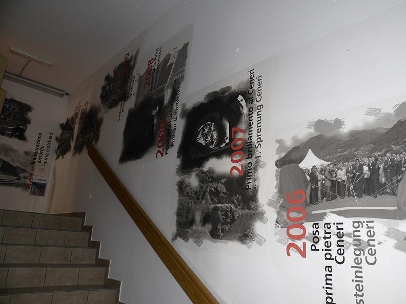 Image 3 - L'esposizione all'Infopoint di Sigirino è stata rinnovata