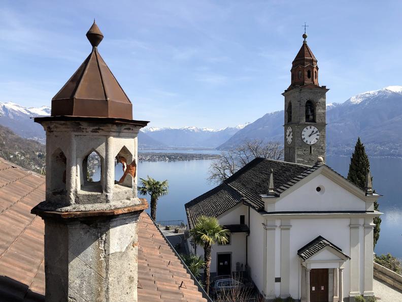 Image 2 - Visita guidata di Ronco s/Ascona