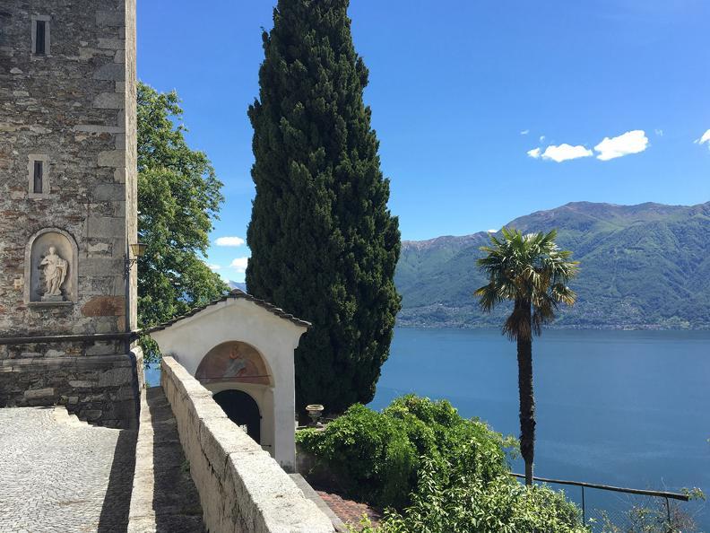 Image 3 - Visita guidata di Ronco s/Ascona