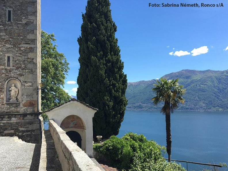 Image 1 - Guided walk through Ronco s/Ascona