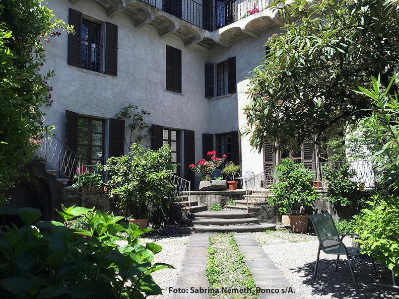 Image 2 - Guided walk through Ronco s/Ascona