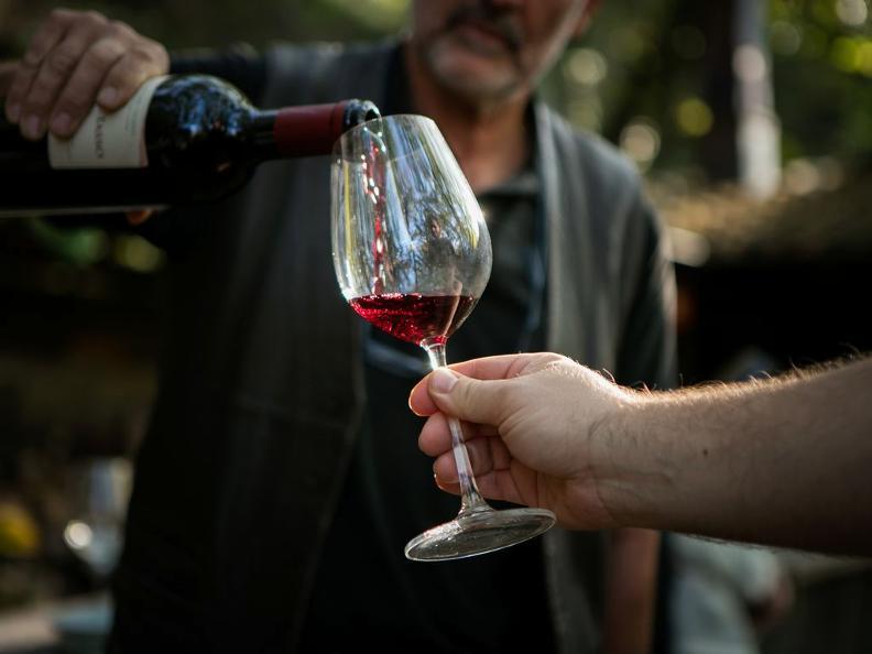 Image 1 - Visite de cave et dégustation de vin