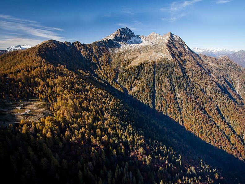 Image 0 - Waldreservat Valle di Lodano