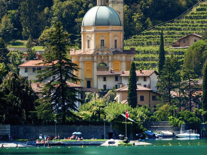 Image 0 - Riva San Vitale