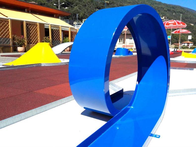 Image 1 - Minigolf Lopagno