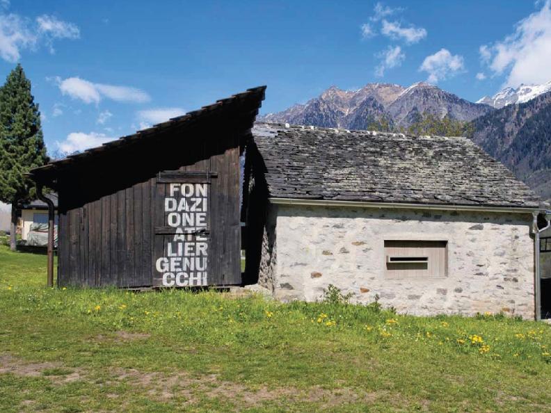 Image 0 - Fondazione Atelier Genucchi
