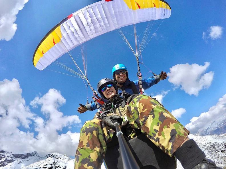 Image 9 - FlyTicino – Paragliding tandem flights in Ticino