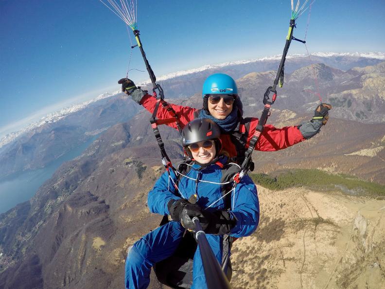 Image 5 - FlyTicino – Paragliding tandem flights in Ticino