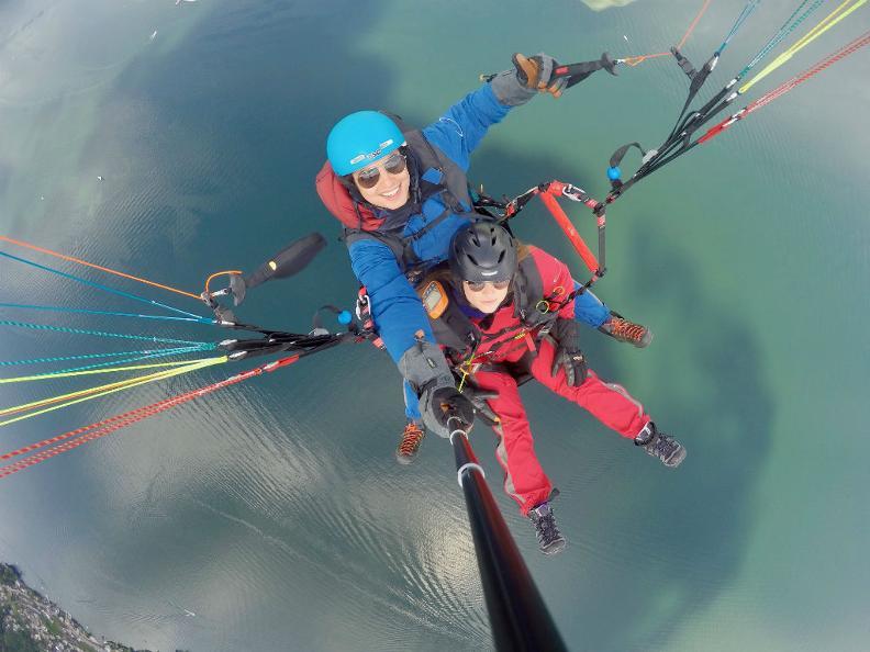 Image 1 - FlyTicino – Paragliding tandem flights in Ticino