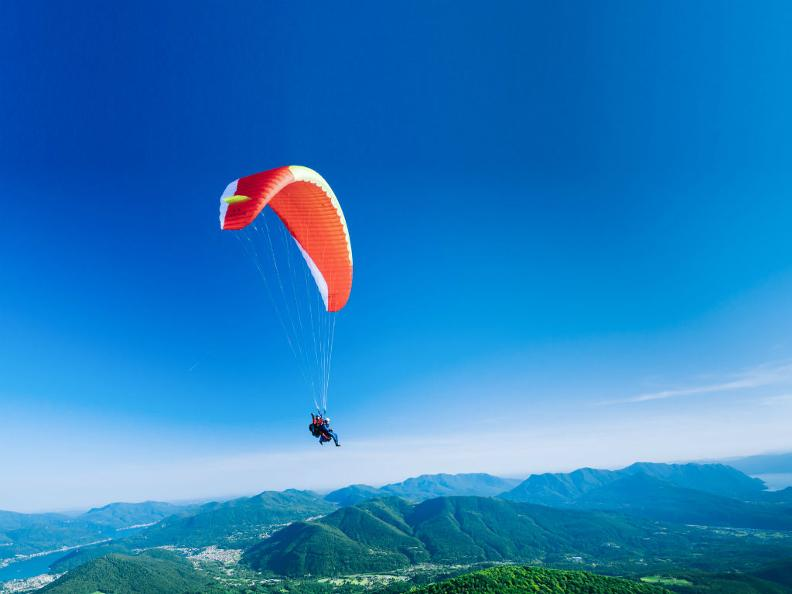 Image 6 - FlyTicino – Paragliding tandem flights in Ticino