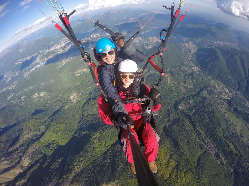 Image 8 - FlyTicino – Paragliding tandem flights in Ticino