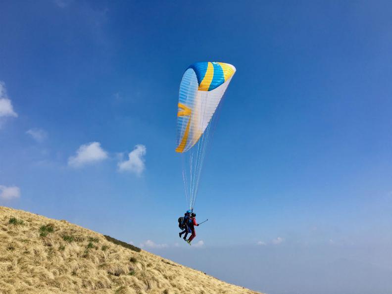 Image 7 - FlyTicino – Paragliding tandem flights in Ticino