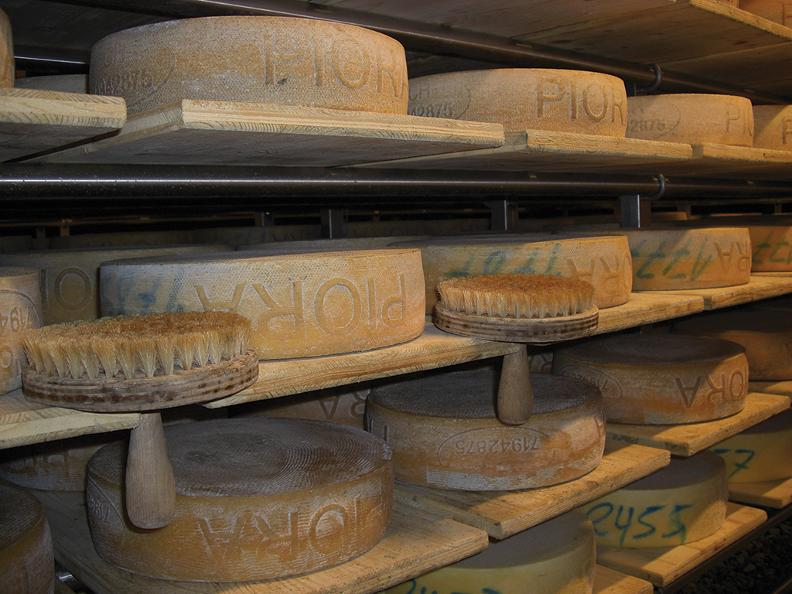 Image 0 - The AOP alpine cheese