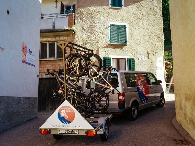 Image 5 - Bike Shuttle Ticino