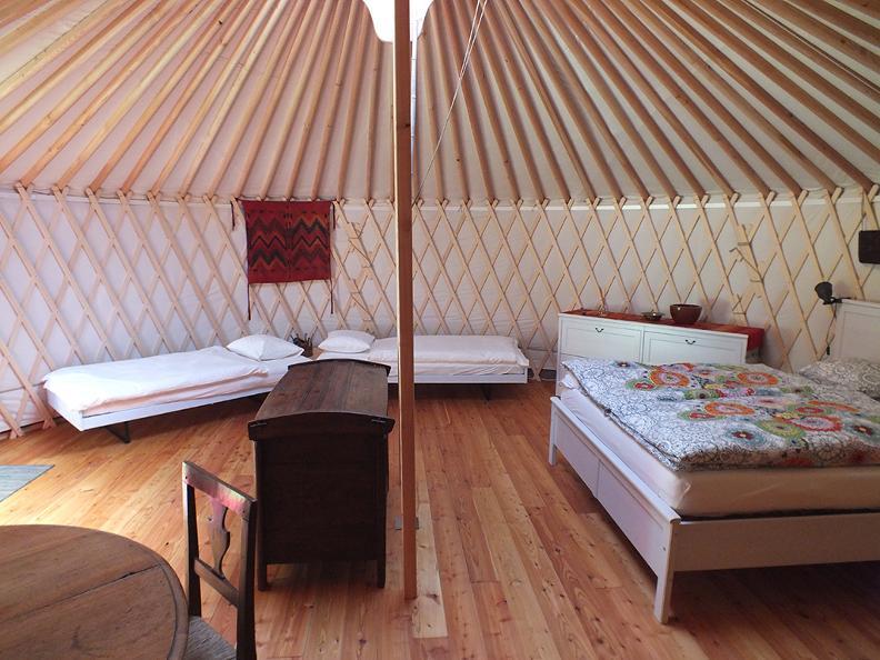 Image 1 - Eco Yurta Lugano-Valcolla