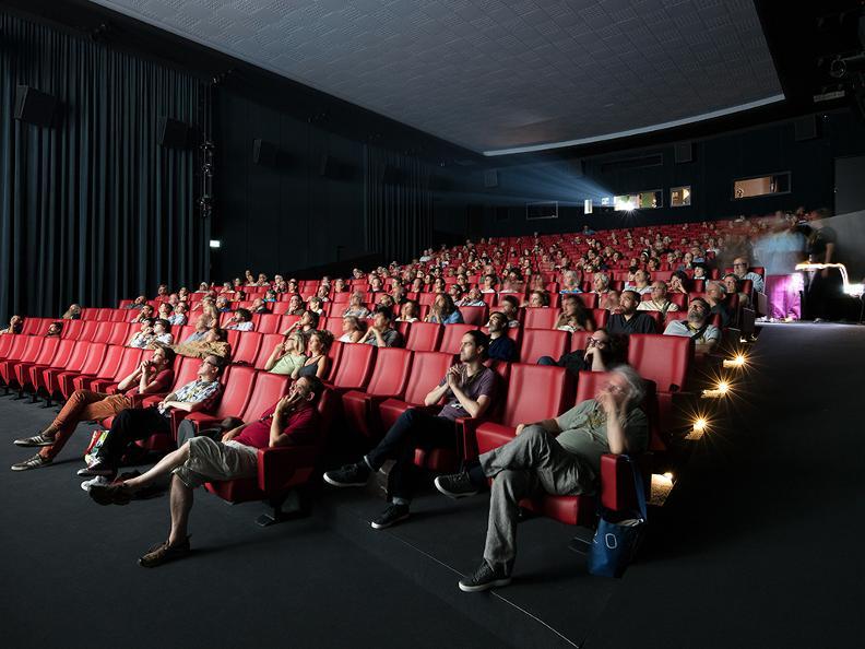 Image 0 - GranRex Auditorium Leopard Club