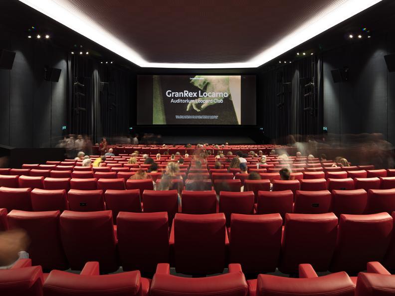 Image 1 - GranRex Auditorium Leopard Club