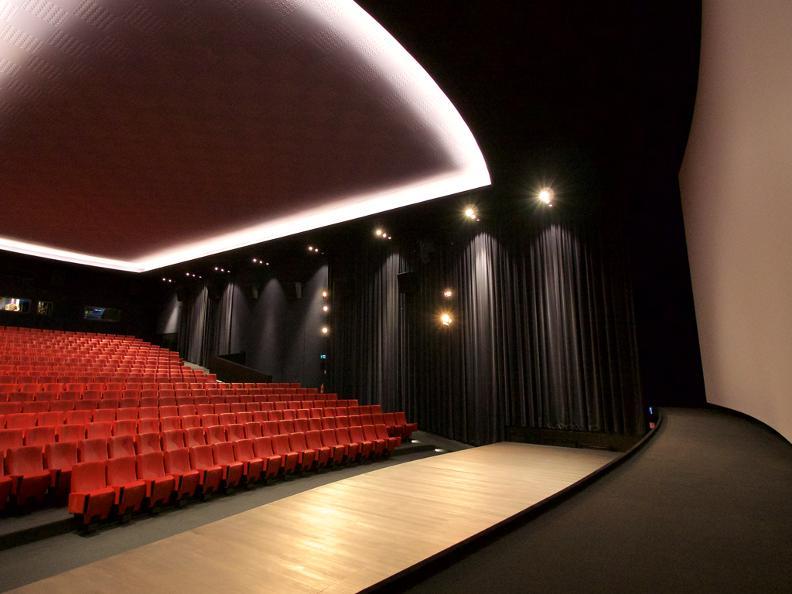 Image 2 - GranRex Auditorium Leopard Club