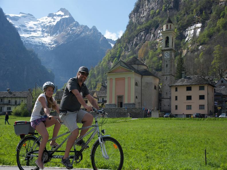 Image 1 - Spot E-bikes & more Sonogno