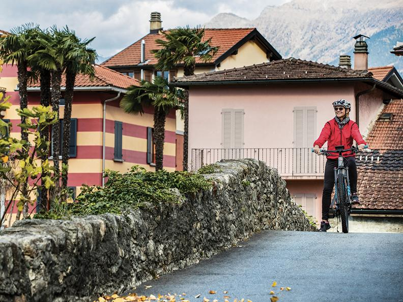 Image 0 - e-MTB rental in Ticino