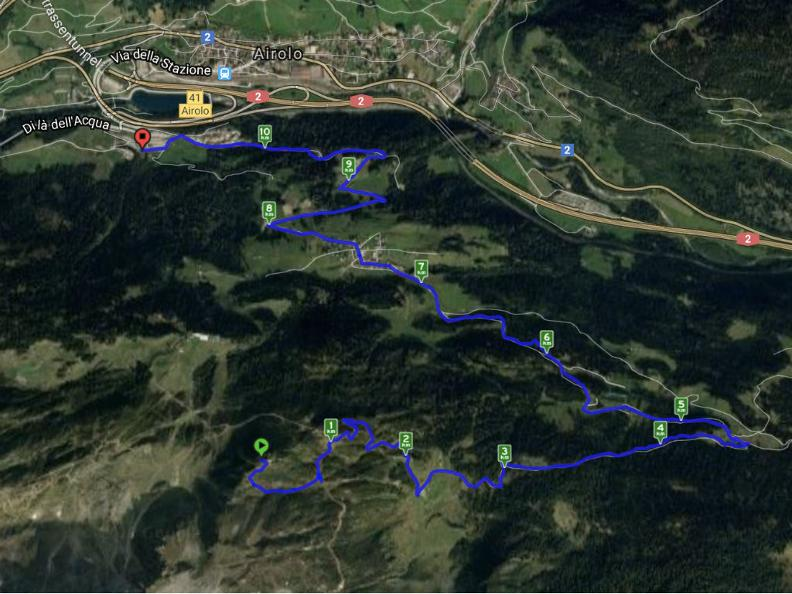 Image 1 - MTB Route