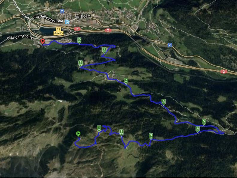 Image 1 - MTB Itinerary