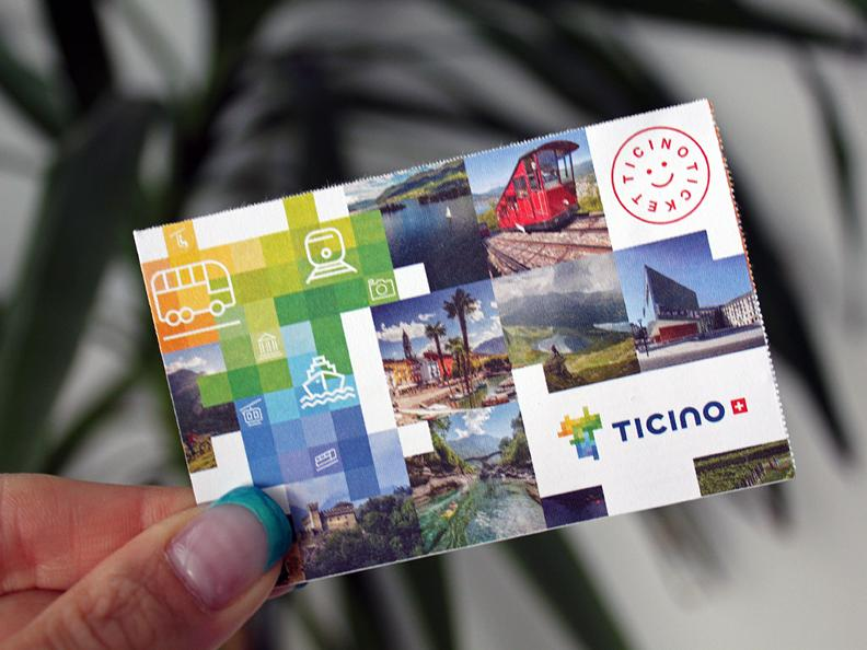 Image 0 - Ticino Ticket 2018 - 2020