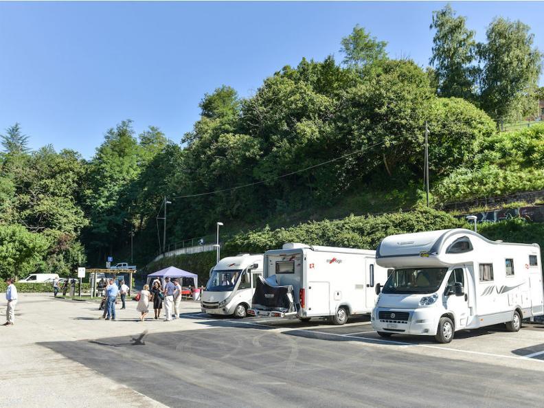 Image 1 - Aire de stationnement - Lugano