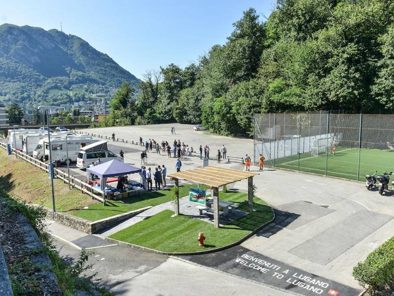 Image 0 - Aire de stationnement - Lugano