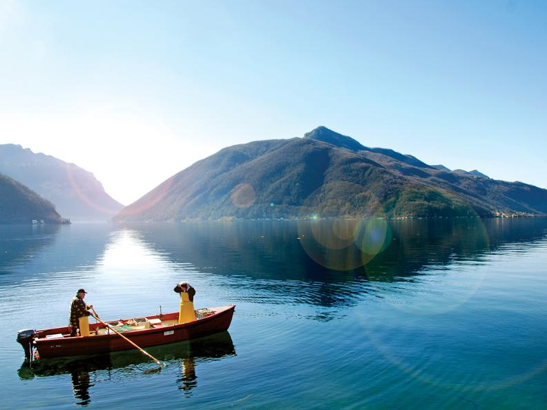 Image 1 - Discover the lake of wonders with Morsetta