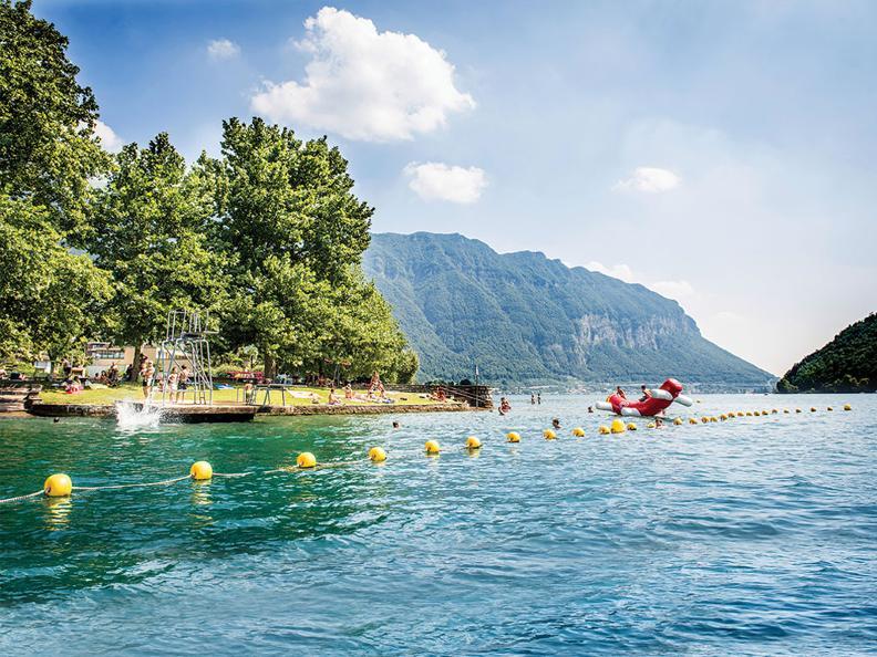 Image 2 - Scopri il lago delle meraviglie con Morsetta