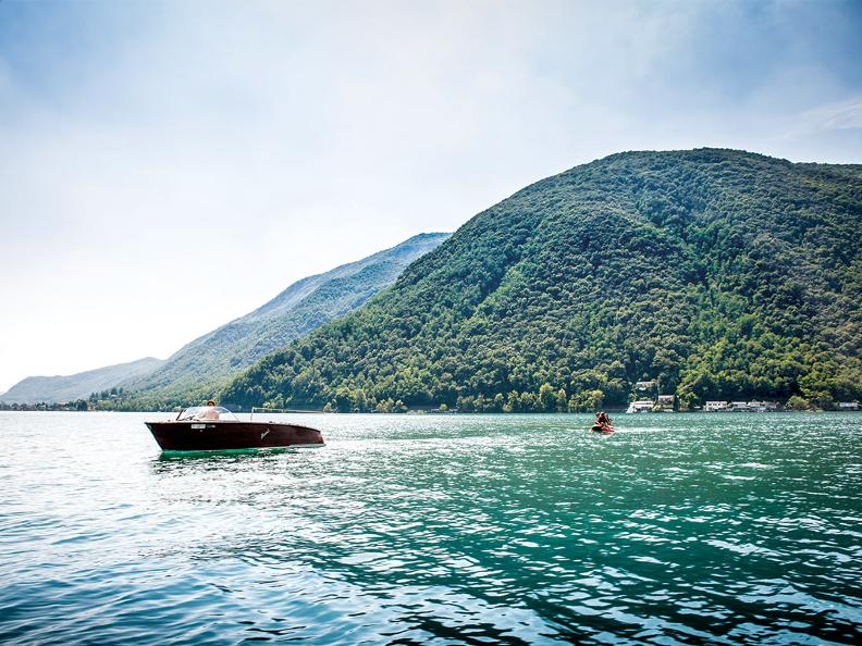 Image 3 - Discover the lake of wonders with Morsetta