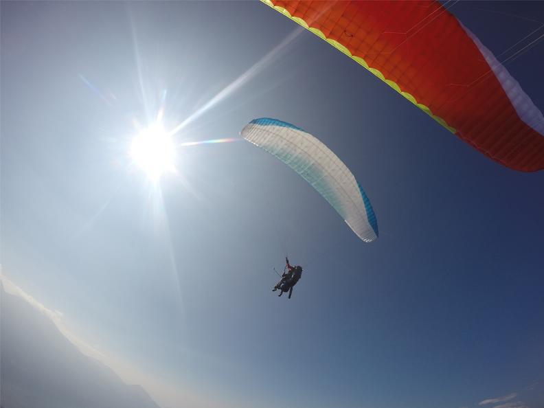 Image 1 - FlyTicino – Voli tandem in parapendio