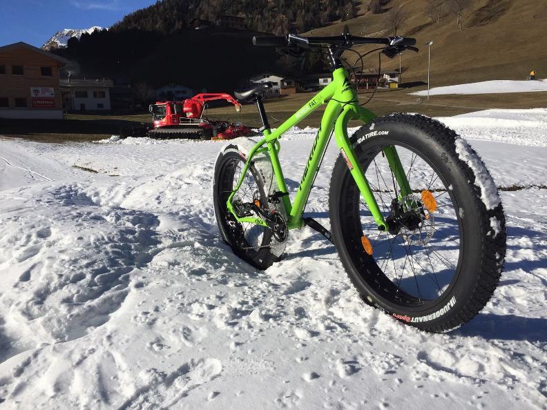 Image 0 - Fat Bike Miete