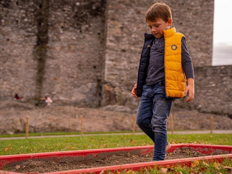 Image 3 - Castelgrande sensory path