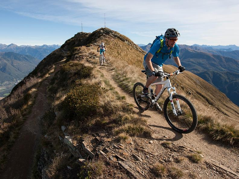 Image 0 - Mountain Bike Offer - Monte Tamaro