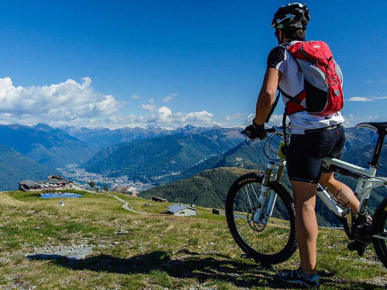 Image 1 - Mountain Bike Offer - Monte Tamaro