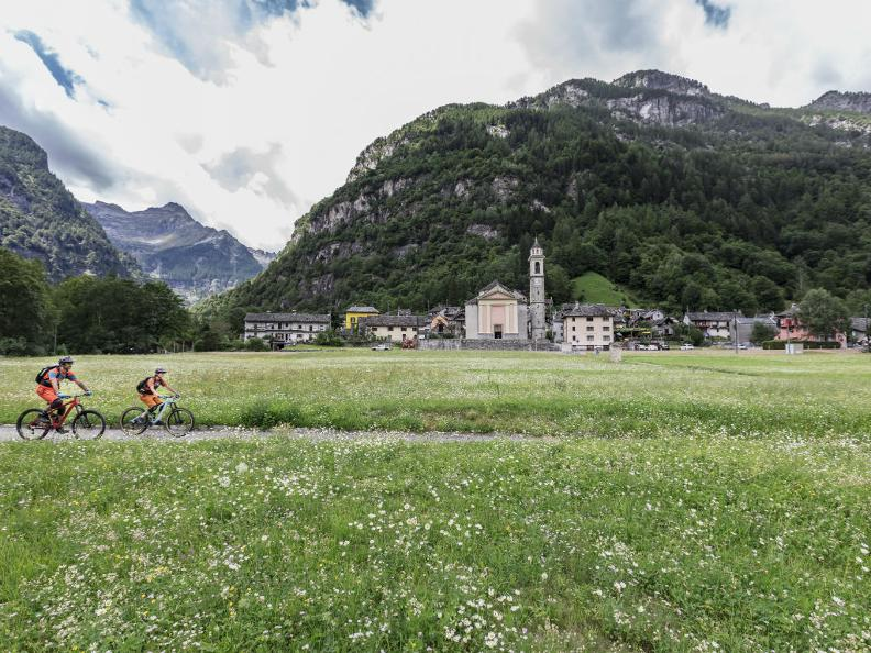 Image 2 - Mountain Bike Offer - Hotel Belvedere Locarno