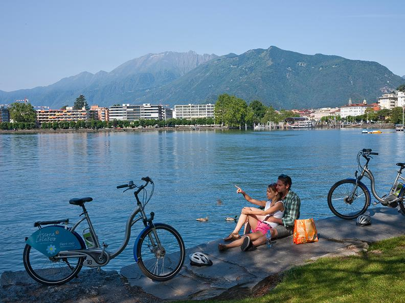Image 0 - Cycling holidays: Piemonte and Lake Maggiore