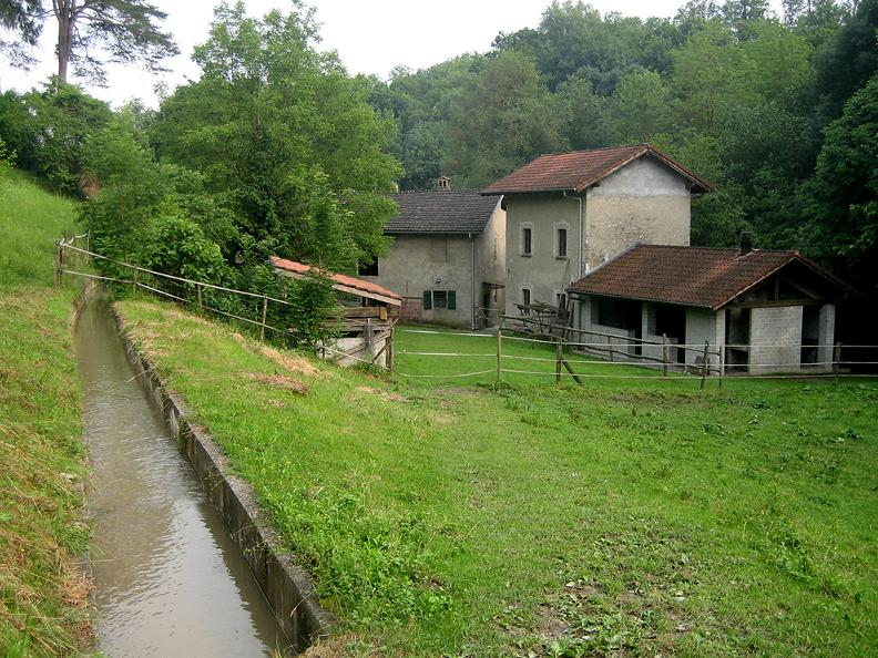 Image 4 - Daniello's mill in the Motta Valley